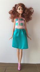 Tall and Curly.... (Gavapillar) Tags: teresa tall barbiefashionista barbietall