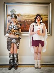 Katsucon Skyrim-6 (LJinto) Tags: costume cosplay katsucon skyrim
