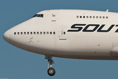 Southern Air Boeing 747-230B (F) N760SA (58151-2) (Thomas Becker) Tags: cn plane germany airplane geotagged nose deutschland flying airport nikon raw hessen shot frankfurt aircraft aviation air cargo southern 200 atlas boeing gps arrival d200 polar flughafen aviao soo tamron flugzeug 230 lufthansa  aereo 747 spotting fra freighter b747 299 ln 200500 fraport 742 rheinmain 9s aeroplano 200b eddf samolot 21221 aerotagged  aero:series=200 aero:man=boeing aero:model=747 110407 aero:airport=eddf aero:special=f n760sa n509mc aoka aviationphoto 151276 aero:airline=soo 230b geo:lat=50039523 geo:lon=8596970 ak4n dabyk 041276 aero:tail=n760sa