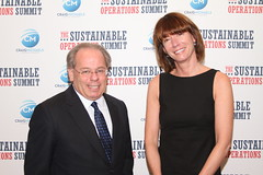Steven Cohen, Janette Sadik-Khan (Sustainable_OS_2012) Tags: nyc greenbusiness sustainableoperationssummit