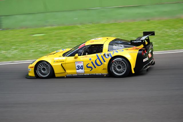 chevrolet corvette 2012 imola gtsprint