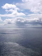 Atlantic (P_L_Wood) Tags: ocean ireland sky seascape clouds eire kerry atlantic atlanticocean countykerry sugimoto skellig skelligmichael skelligs