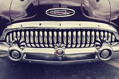 B U I C K Chrome (peculiarpics) Tags: classic car vintage buick antique retro grill chrome collector skylark americanmade