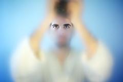 46/365(+1) (Luca Rossini) Tags: camera blue portrait white man color self 35mm project shower mirror eyes sony voigtlander 365 bathrobe f25 moist skopar flickrexportdemo voigtlandercolorskopar35mmf25 mmountadapter nex7 3651daysofnex7 366nexblogspotcom