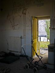 Gelli Aur Mansion Kitchen (Alexander Jones - Documentary Photography) Tags: park urban photography golden carmarthenshire grove country documentary olympus mansion exploration aur urbex e500 gelli