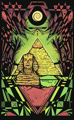 Digital Painting Assignment 2 (The Good Reverend Flash) Tags: trip sun money mushroom belt ancient colorful pretty pyramid geometry acid evolution lsd orion checkerboard giza ascension alchemy esoteric stephani orions hermeticism geometrics hermetic fogel