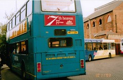 Arriva 3105 (chris 40142) Tags: chester l northern counties 3105 arriva h105gev