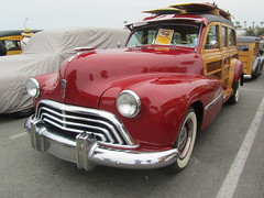 Oldsmobile Wagon - 1947 (MR38) Tags: wagon 1947 oldsmobile woodie ocar
