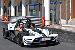KTM X-Bow (Alexandre Prvot) Tags: auto cars car sport automobile european top parking transport automotive voiture monaco route exotic marques supercar luxe berline 2012 exotics supercars tmm ges dplacement worldcars topmarquesmonaco topmarquesmonaco2012 grandestsupercars