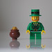 Lego Leprechaun & Pot of Gold