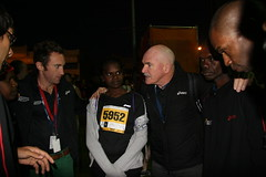 """Pre-race pep talk • <a style=""""font-size:0.8em;"""" href=""""https://www.flickr.com/photos/64883702@N04/7499513490/"""" target=""""_blank"""">View on Flickr</a>"""