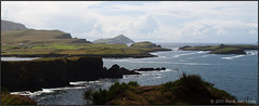 View of the Blaskets (Ren van Linde) Tags: ireland kerry blaskets valentiaisland blasketislands mygearandme mygearandmepremium mygearandmebronze