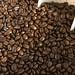Golden Crown Coffee beans close (June 2012)