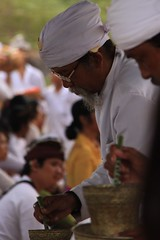 The Priests (avrianty) Tags: bali indonesia seseh harirayapagarwesi