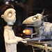 Frankenweenie touring exhibit at San Diego Comic-Con 2012