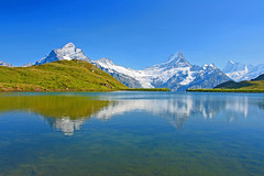 Bachalpsee (A favorite photograph collection) Tags: switzerland bachalpsee