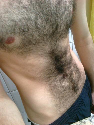 Hairy skinny pic