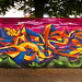 Bananna Park 2012, Full wall: Soten, Sofles, Tiws