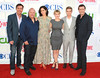 Dennis Quaid, Michael Chiklis, Carrie-Anne Moss, Sunny Mabrey, Jason O'Mara CBS Showtime's CW Summer 2012 Press Tour at the Beverly Hilton Hotel - Arrivals Los Angeles, California