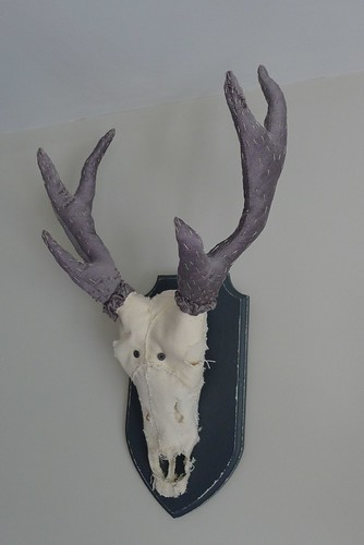 "Deer trophy. Faux taxidermy. • <a style=""font-size:0.8em;"" href=""http://www.flickr.com/photos/35733879@N02/7727147340/"" target=""_blank"">View on Flickr</a>"