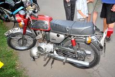 079 (Fast an' Bulbous) Tags: show summer england classic car bike nikon leicestershire gimp august tamron rare meet cricketpitch ashbyfolville d300s