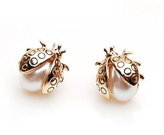 Golden Pearl Ladybug Earrings (cpurr) Tags: ladybug ladybugs goldjewelry pearlearrings ladybugearrings pearljewelry prettyearrings bugearrings trendyearrings sweetearrings awesomeearrings goldstudearrings goldladybug pearljewelery ladybugjewelry ladybugjewelery pearljewellry goldladybugearrings ladybugjewellry cutebugearrings goldladybugs ladybugstudearrings goldcolorjewelry pearlladybugearrings