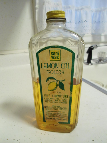 Lemon Oil Polish