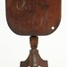 165. Mahogany Tilt Top Tea Table