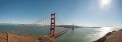 Golden Gate Bridge Panorama (Dan_Gaedeke) Tags: sanfrancisco bridge panorama bay nikon panoramic goldengatebridge nikkor d700 nikond700 nikkor1635mmf4vr