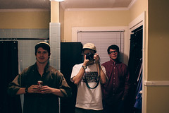 Bathroom Selfie (jacksatron) Tags: canon 28mm dslr selfie 60d
