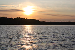 Counting Down the Days.... (A Great Capture) Tags: sunset summer lake water boat fishing sundown dusk pigeon country cottage down days cant wait summertime  counting bobcaygeon kawarthas  ald  ash2276  ashleylduffus wwwashleysphotoscom