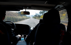 Route Pyongyang - Kaesong (jonathanung@ymail.com) Tags: road lumix highway asia roadtrip korea route asie autoroute kp nord northkorea corée dprk cm1 koryo coréedunord insidenorthkorea républiquepopulairedémocratiquedecorée rpdc northhwanghae lumixcm1