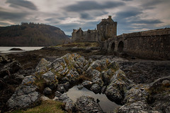rachelle muir life is beautiful-6 (mcambridge22) Tags: life seaweed green castle beautiful is highlands long exposure filter nd donan prety eiliean