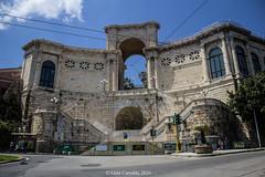 Cagliari - Bastione Saint Remy (Ralalith) Tags: sardegna italy canon flickr italia tag tags cagliari bastione basione canon1200d