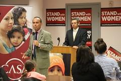Congressman Luis V. Gutierez Citizenship Rally and Clinic