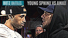 #BOTZ Battles  Young Sphinx vs AWAX... (battledomination) Tags: sphinx t one big freestyle king ultimate pat domination young clips battle dot charlie hiphop vs rap lush smack trex league stay mook rapping murda battles rone the conceited  charron saurus botz awax arsonal kotd dizaster filmon battledomination