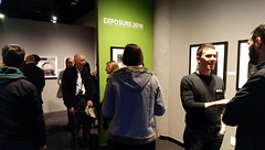 EXPOSURE 2016 Opening & Installation (PRCBoston) Tags: boston photography prc bostonuniversity exhibitionopening photographicresourcecenter bostonphotography flashforwardfestival exposure2016 prcjuriedshow flashforwardfestivalboston fffboston themagentafoundation