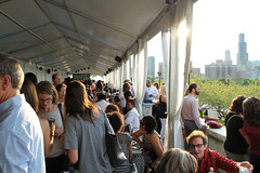 From There To Here (Flint Foto Factory) Tags: city summer urban music chicago tower june skyline museum work john campus penguin aquarium evening penguins illinois downtown afternoon sears jazz after pm shedd willis happyhour 2016 feelsgood jazzin attheshedd