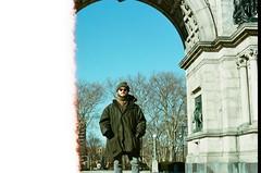 Prospect (Laura-Lynn Petrick) Tags: newyorkcity friends toronto rooftop portraits high seasonal documentary series buds summertime wintertime heights musicianportraits lauralynnpetrick lauralynnpetrickfilm lauralynnpetrickmusicians lauralynnpetrick35mm newyorkneighbourhood