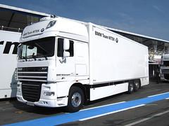 DAF XF (Vehicle Tim) Tags: truck motorsport fahrzeug daf lkw xf werkstattwagen