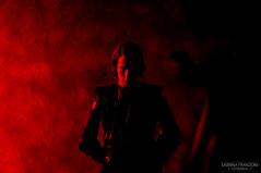 Anakin & Vader (Sabrina Franzoni) Tags: black toy toys photography star darth series anakin wars vader sh hasbro bandai skywalker figuarts