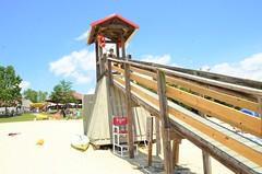 Main lifeguard tower (vastateparksstaff) Tags: beach swimming lifeguard safety guarded