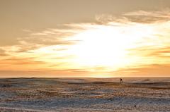 Have to practice (Sergei-P) Tags: winter light sea sky people sun snow beach training photoshop nikon sweden adobe 24mm f11 sergei varberg lightroom halland 1424 cs5 d7000 pitkevitch