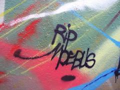 RIP Moebius (duncan) Tags: graffiti rip moebius stockwell ripmoebius