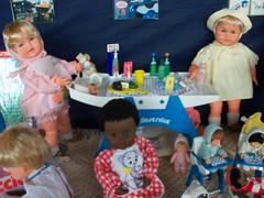 COMPLEANNO DI CICCIOBELLO (stefy969) Tags: barbie mercatini cicciobello