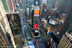 Times Square - From the Top (KP Tripathi (kps-photo.com)) Tags: newyorkcity newyork manhattan timessquare 美国 时代广场 紐約 タイムズスクエア newyorkcityandmanhattan ニューヨークシティ 뉴욕시 thànhphốnewyork न्यूयॉर्कशहर 타임스광장 泰晤士廣場 مدينةنيويورك นิวยอร์กซิตี้