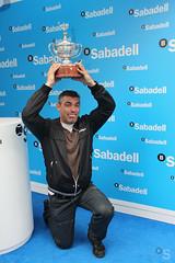 Tenis desde el Barcelona Open Banc Sabadell (BancoSabadell) Tags: barcelona open banco atp tennis tenis banc sabadell godo barcelonaopenbancsabadell bcnopenbsphotocall bcnopenbs2012