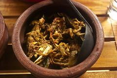 Lip smacking crab curry! (trdastidar) Tags: food india cuisine nikon crab kerala indiancuisine wayanad crabcurry kalpetta meppadi d80 keralacuisine lanternstay