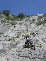 Monte Tamara Nuxis (orso capo / www.georock.info) Tags: sardegna arrampicata nuxis