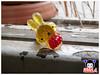 Coelho de Páscoa. (**Mari.C**) Tags: artesanato craft bijuteria resin resina coelho anel pascoa caviar joia maric acessorio
